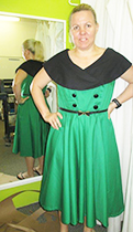 Intermediate dressmaking