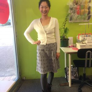 Chang Beautiful Skirt